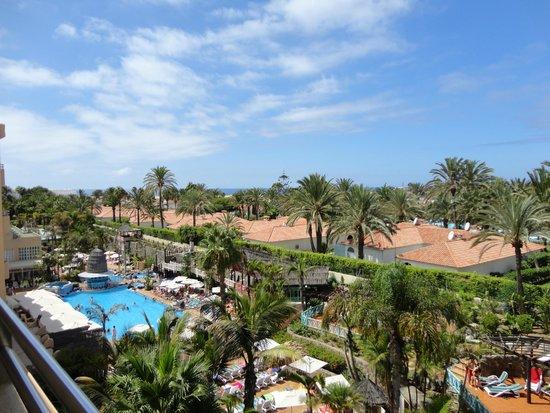 IFA Catarina Hotel: Vue du balcon