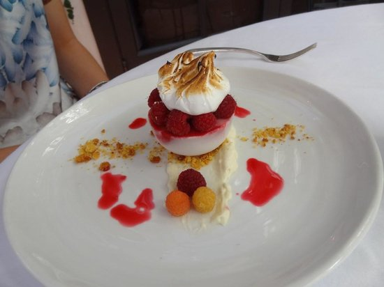 Spago Beverly Hills: Sobremesa