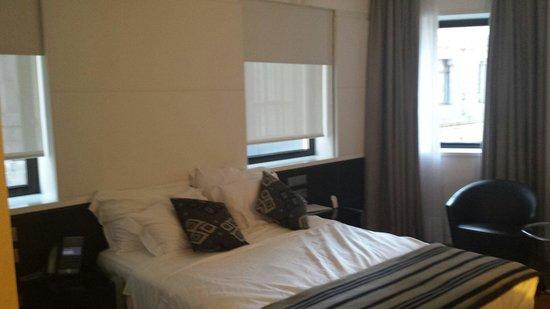 Hotel Inffinit Vigo: Habitación