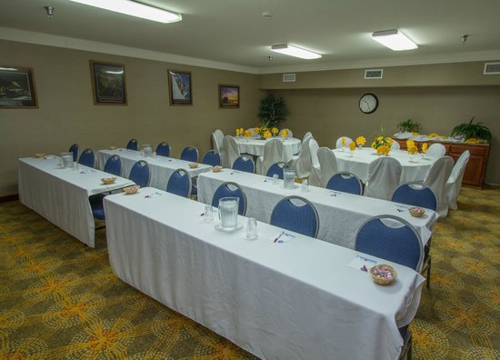 Comfort Suites: Sequoia Meeting Room