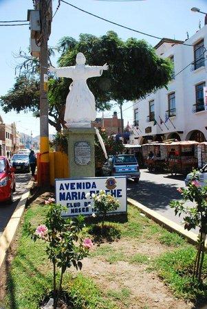 Casa Andina Classic - Nasca : maria reche