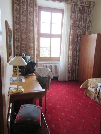 Grandhotel Brno: Zimmer