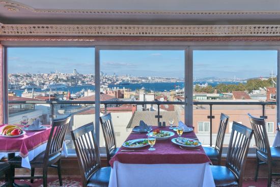 Gourmet Terrace istanbul