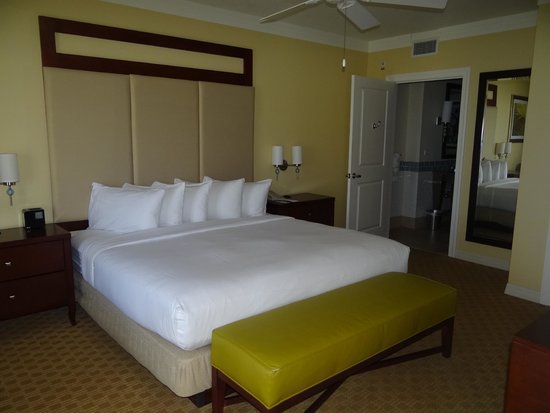 Parc Soleil by Hilton Grand Vacations: 1 bedroom room 10618 bedroom