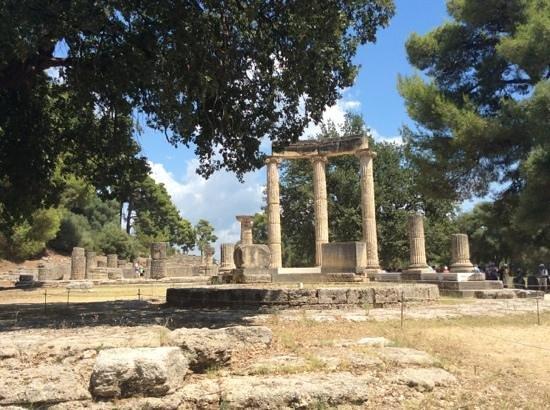 Ancient Olympia: olimpia