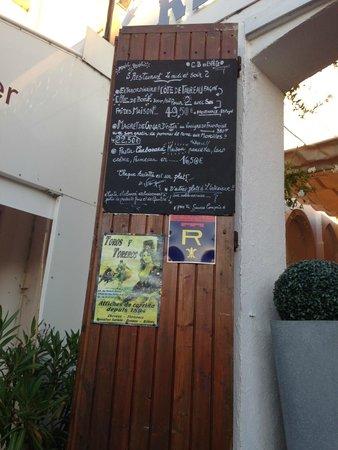 Chez Vito : Mon restaurant préféré aux Saintes.
