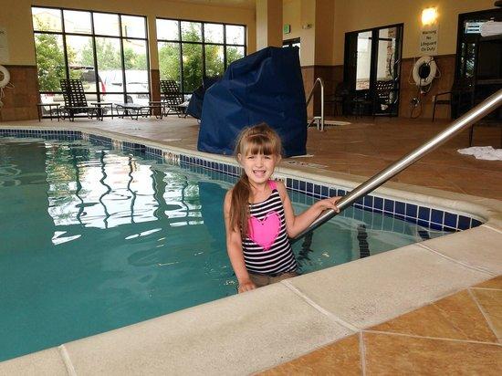 Holiday Inn Hotel & Suites Denver Airport: indoor pool