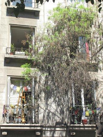 Barrio Lastarria: Vistas del barrio