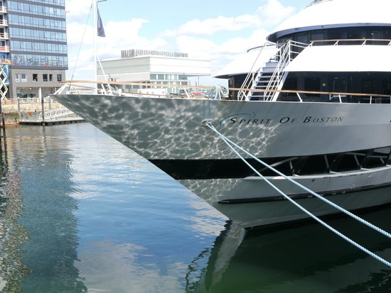 Spirit of Boston: Ship for Cruise