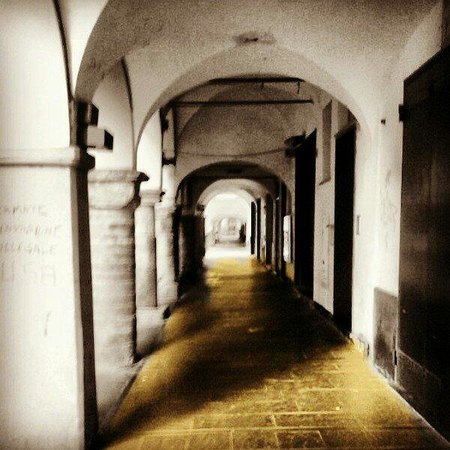 Centro Storico: Piazza Fenice - Chiavari
