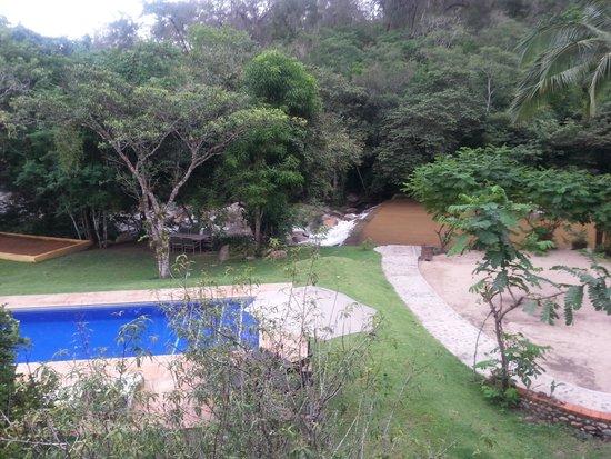 Villa Azalea - Luxury B&B: Rear of property