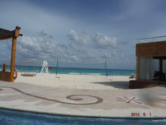 Sunset Fishermen Spa & Resort: Ocean View