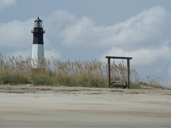 Tybee Island Lighthouse Museum: Tybee Lighthouse & My Favorite Spot on North Beach