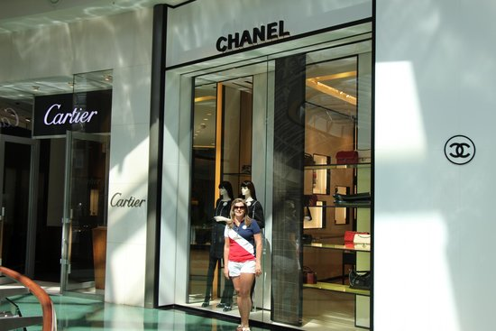 The Mall at Millenia: um luxo