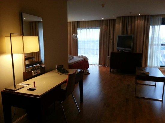 Quality Hotel Fredrikstad : table