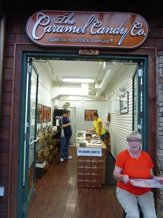 The Caramel Candy Co