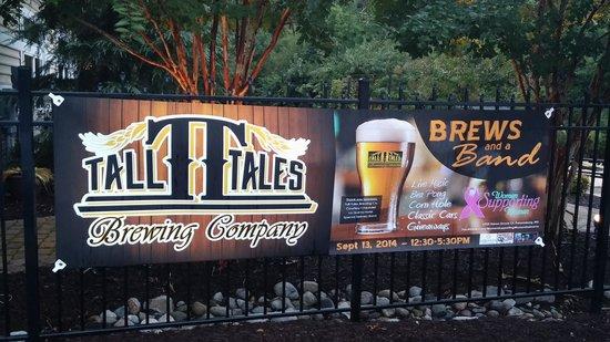 Tall Tales Brewing Company : DElMARVA Bike Week