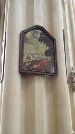 St. Jacob's Church (St. Jakobskirche): Beautiful art everywhere in this church