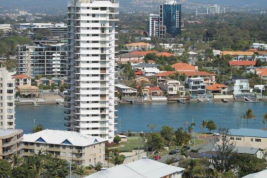 Menu Picture Of Qt Gold Coast Surfers Paradise
