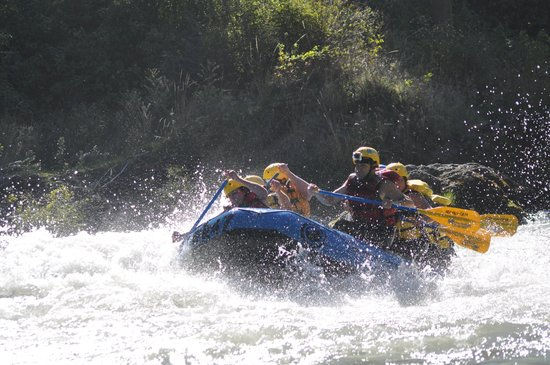 River Recreation Whitewater Rafting Day Trips: exciting!