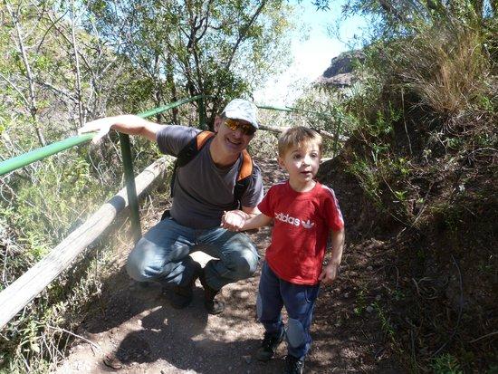 Los Terrones: arrancando la caminata