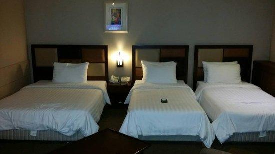 Best Western New Seoul Hotel : 部屋