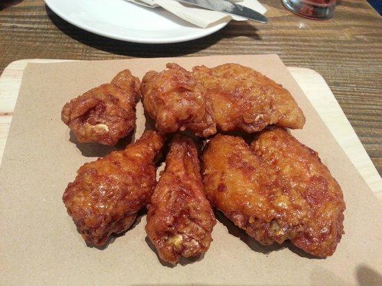 24th Avenue: mono mono korean fried chickn
