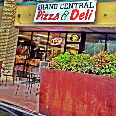 Baldwin Place, Estado de Nueva York: Grand Central Pizza and Deli