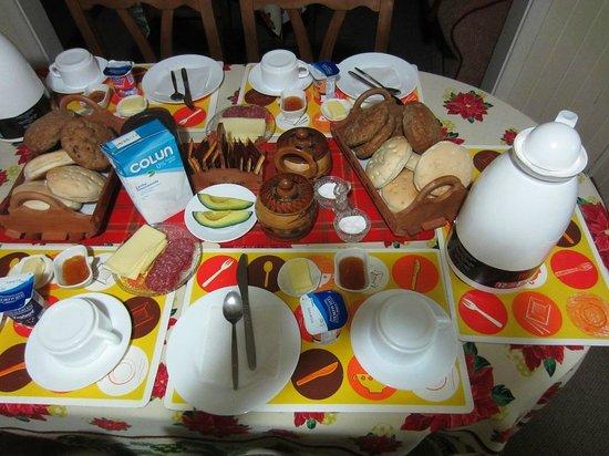 Hospedaje Mirador - Breakfast