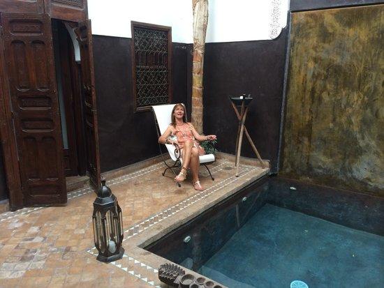 Riad Amin: Relax total!!!