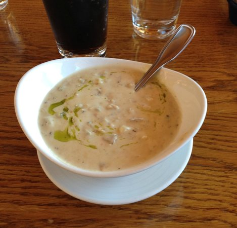 Ray's: The best clam chowder ever