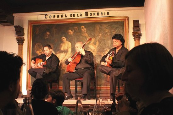 Corral de la Moreria : The Band