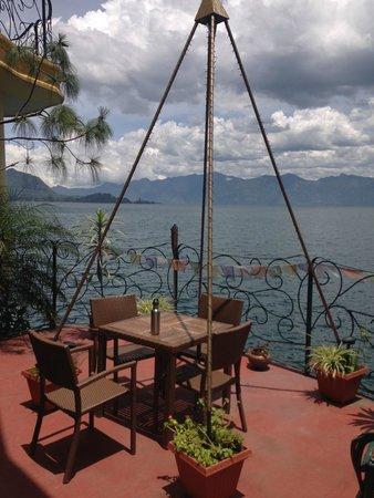 Kaalpul Atitlan Eco Hotel & Spa : Royal Suite Deck