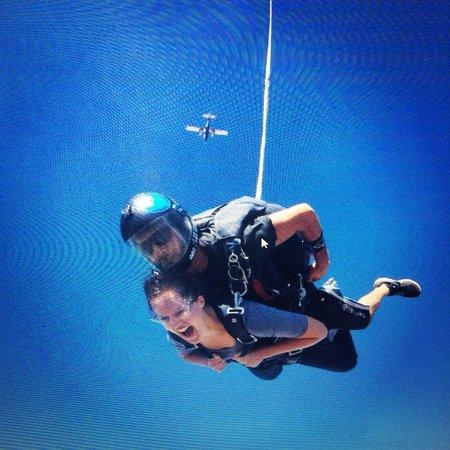 Skydiving evansville in