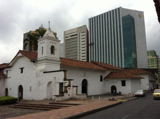 El Museo de La Merced: Before 9am on a Monday morning