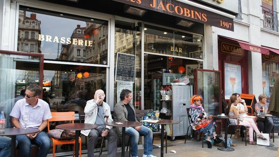 Café Les Jacobins