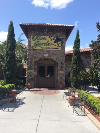 The Bill Picture Of Olive Garden Orlando Tripadvisor