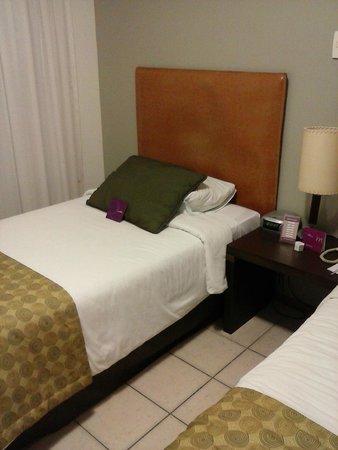 Mercure Recife Metropolis : cama