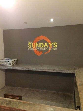 The Sundays Sanctuary Resort & Spa: Front