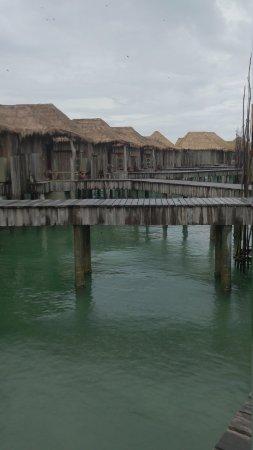 Île privée de Song Saa : overwater villas