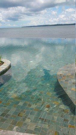 Île privée de Song Saa : main pool