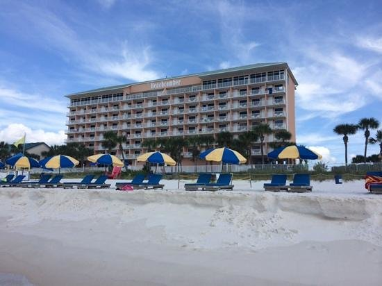 Beachcomber By The Sea: Hotel