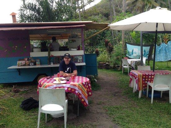 Lilikoi Garden Cafe: Foto general del lugar