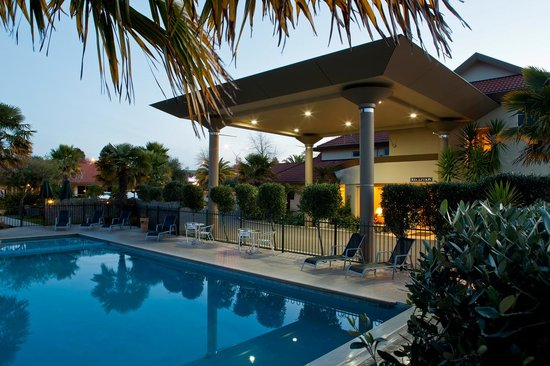 Regal Palms 5 Star City Resort Rotorua