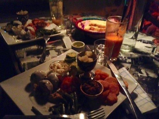 Triskala Cafe: Meu jantar!!!
