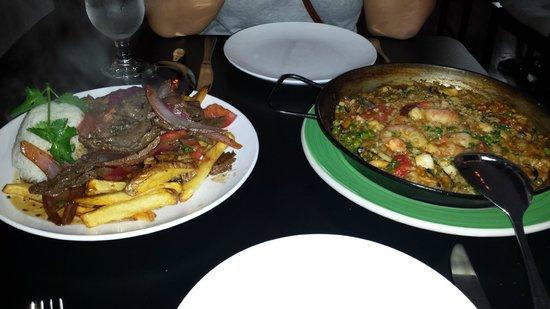 Patrias Ceviches Tapas Restaurant