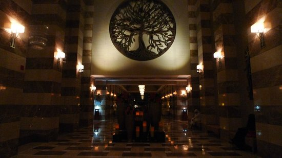 The St. Regis Doha: 1 of 3 lobby levels