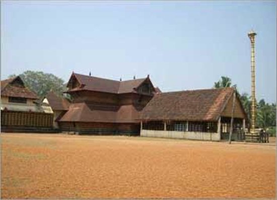 Thiruvalla, India: Sree Vallabha Temple