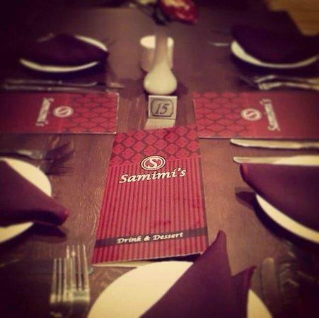 Samimi's Restaurant: samimis
