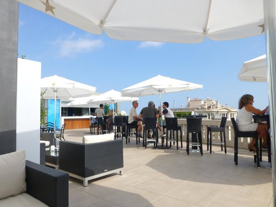 Hotel Casa Fuster: Rooftop Lounge